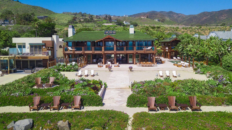 Vista general de la mansión. (Foto: Mike Helfrich para Chris Cortazzo)