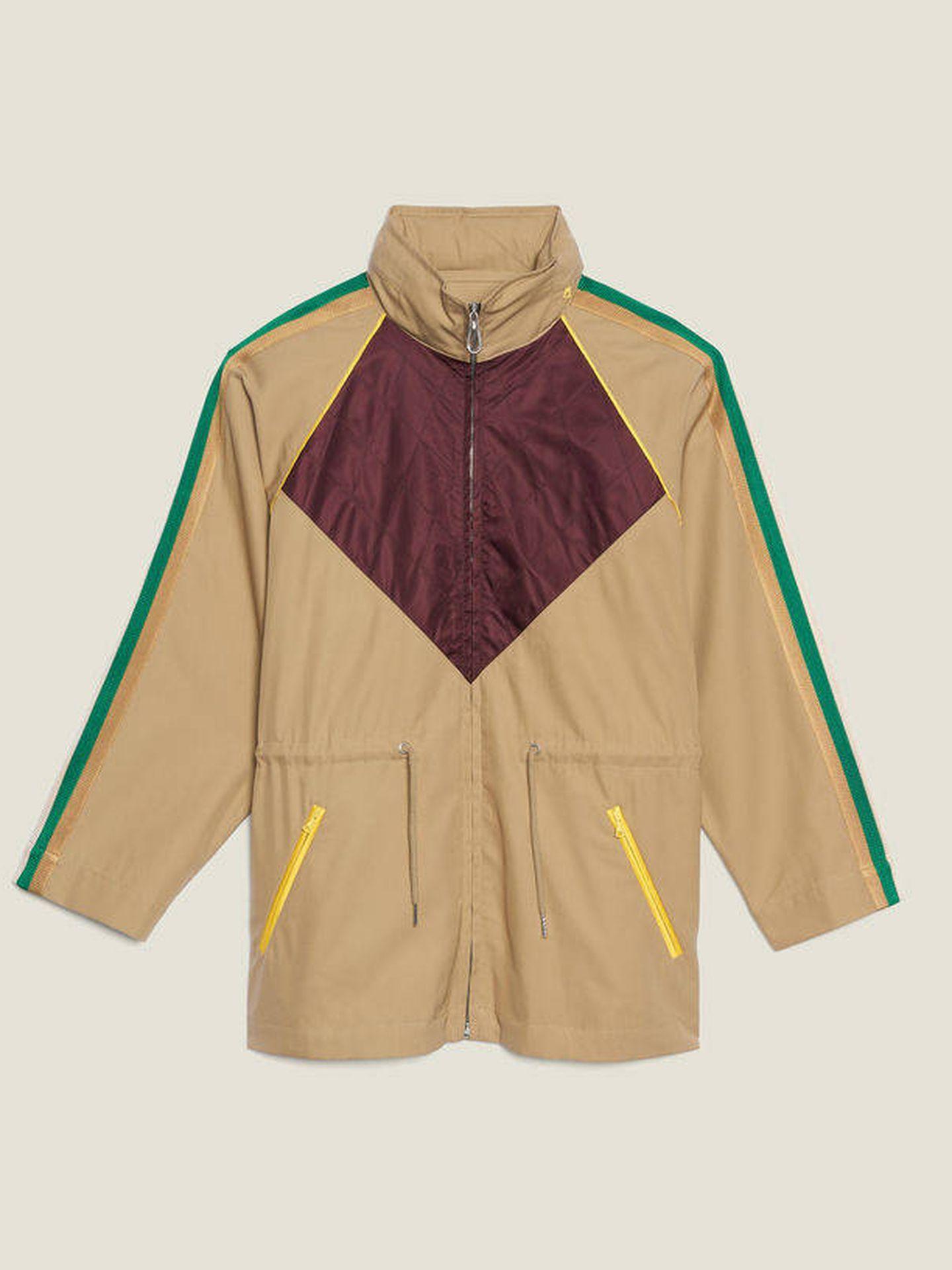 La chaqueta de Sandro que lleva Sara valorada en 345 € (Cortesía)