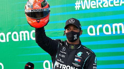 Las razones de que Lewis Hamilton no sea escogido como el mejor de todos los tiempos