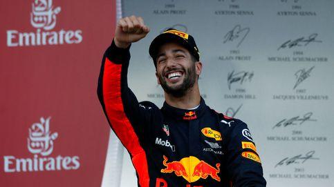 Las mejores imágenes del Gran Premio de Azerbaiyán de Fórmula 1