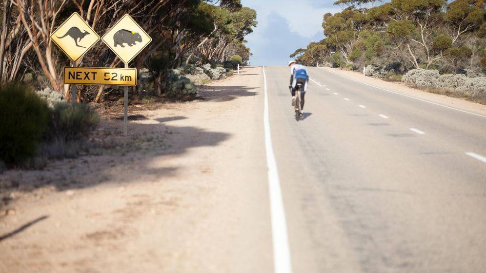 Foto: Mark Beaumont dio la vuelta al mundo en bicicleta en menos de 80 días. (FOTO: artemisworldcycle.com)