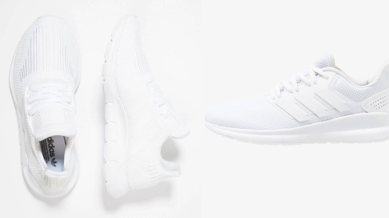 Adidas es la firma fetiche de Paula para sus deportivas. (Cortesía)