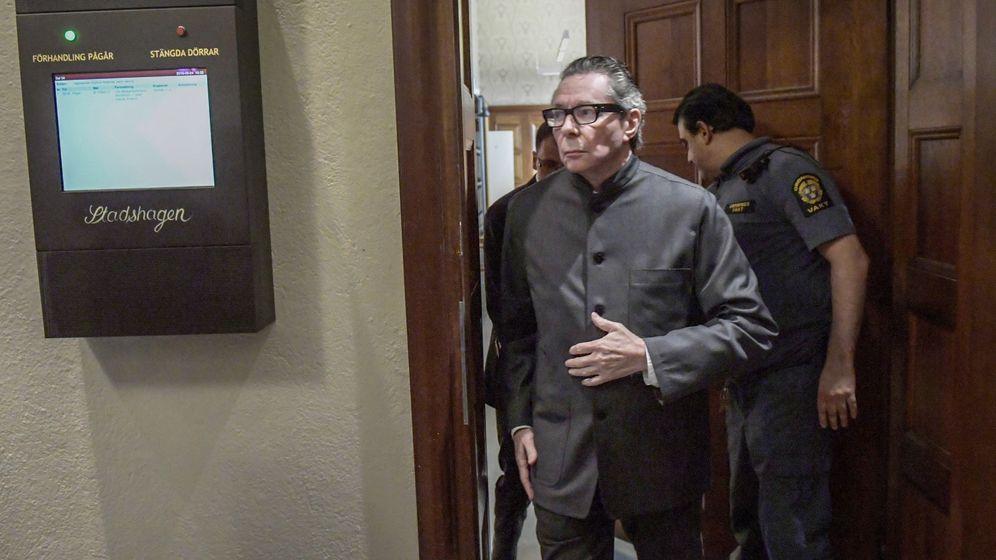 Foto: El artista francés Jean-Claude Arnault condenado a dos años de prisión por abusos sexuales. (Efe)