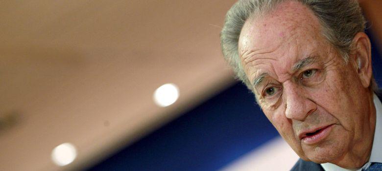 Foto: El presidente del grupo OHL, Juan Miguel Villar Mir. (EFE)