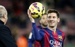 Cristiano estimula a un Messi que disimula las carencias del Barça