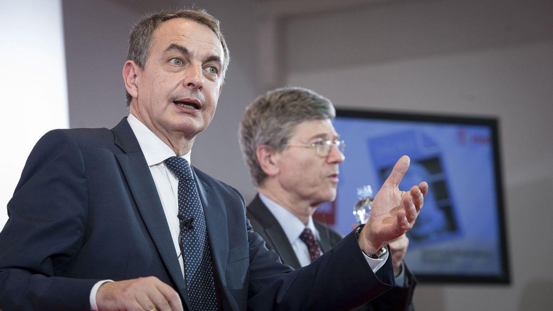Zapatero apoya y defiende a Díaz: pone al socialismo alemán como espejo del cambio