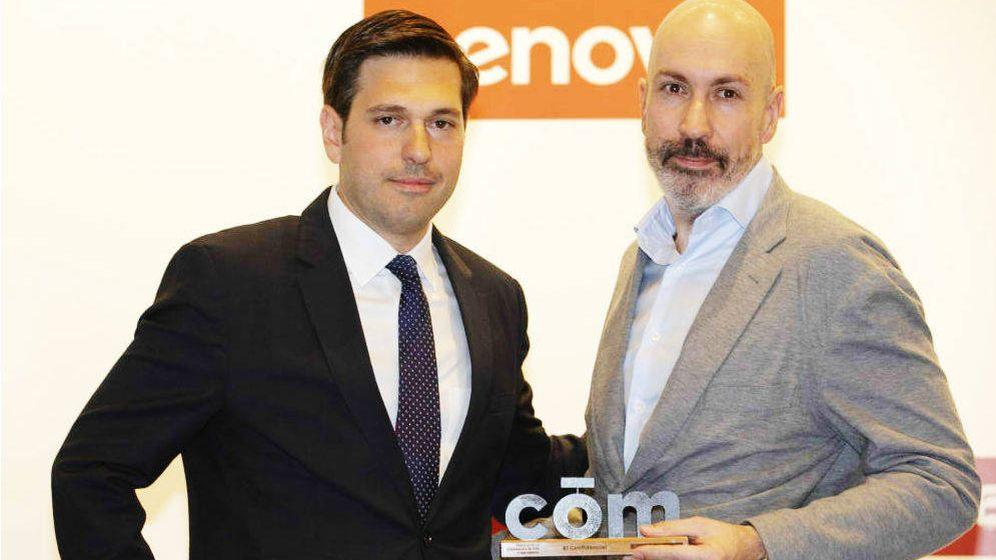 Foto: Nacho Cardero, director de El Confidencial