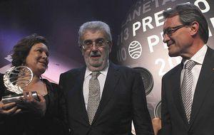 Lara se las entiende solo con Artur Mas y el nacionalismo sin ayuda de Madrid
