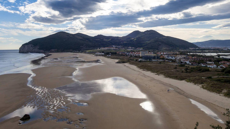 Playa de Berria (Fuente: iStock)