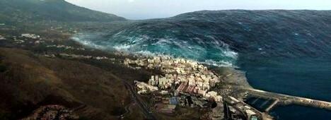 Foto de Enjambre sísmico: ¿puede este volcán causar un tsunami que arrase EEUU?