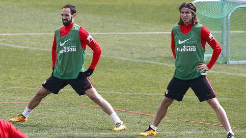 El riesgo de ser lateral en el Atlético que solo Filipe y Juanfran saben afrontar