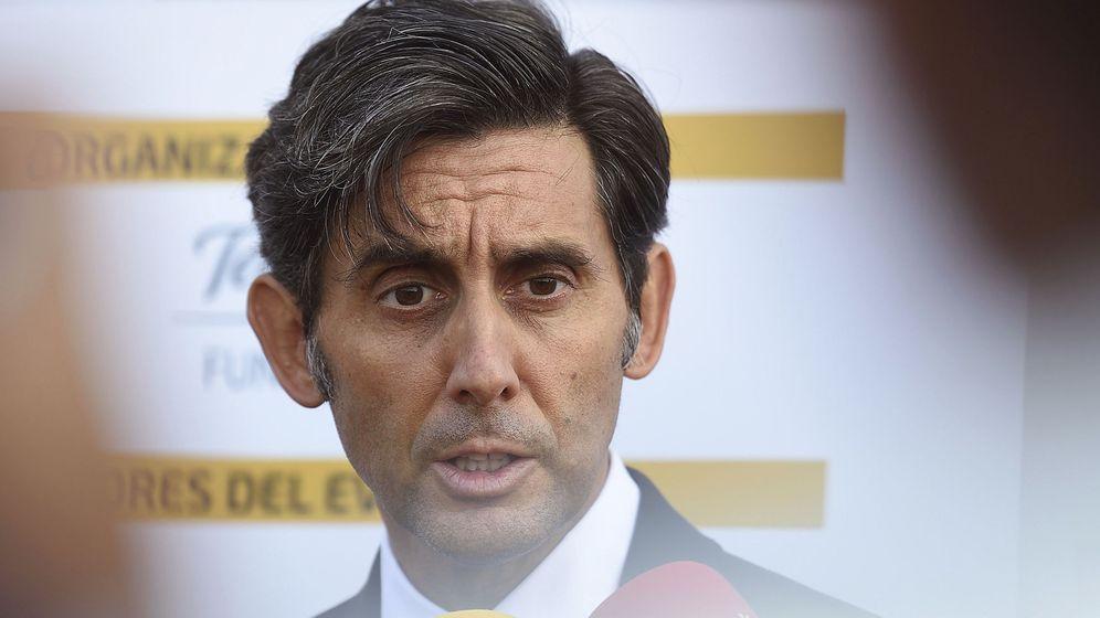 Foto: José María Álvarez-Pallete, presidente de Telefónica. (Foto: EFE)