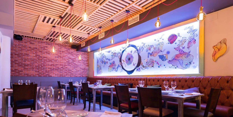 Restaurantes: Mitte, La Fábrica, Akashi...Tres restaurantes para ...