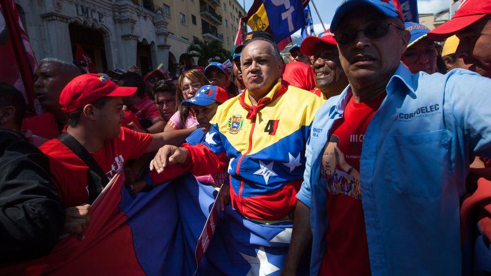 El número dos del chavismo acusa al CNI de preparar un golpe en Venezuela