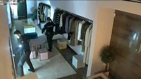 Detenido un ladrón atrapado en el conducto del aire acondicionado de una tienda