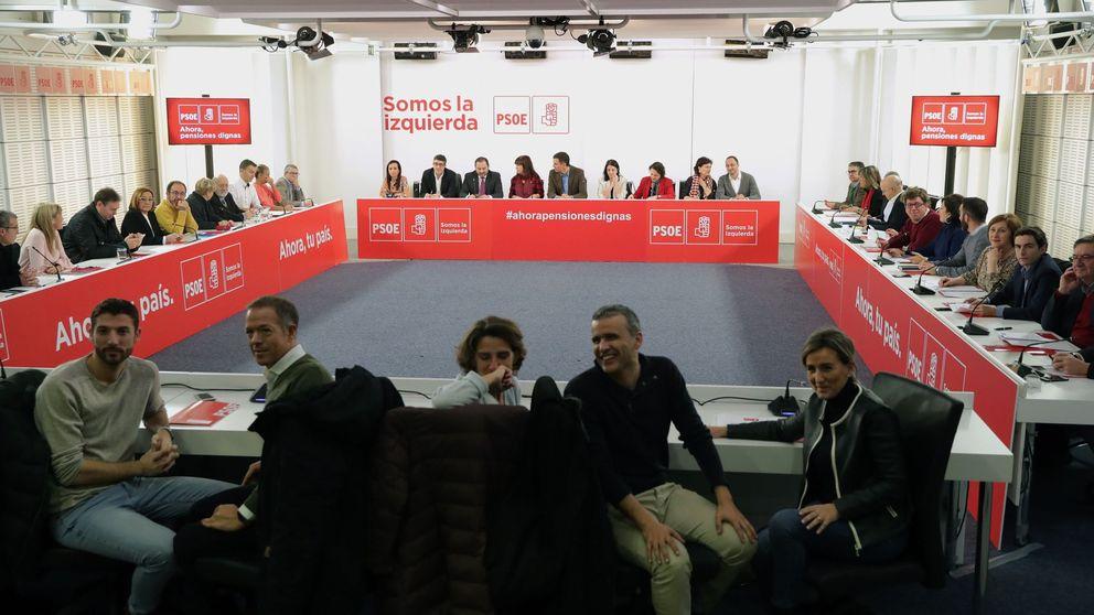 El PSOE plantea crear nuevos impuestos finalistas para pagar las pensiones