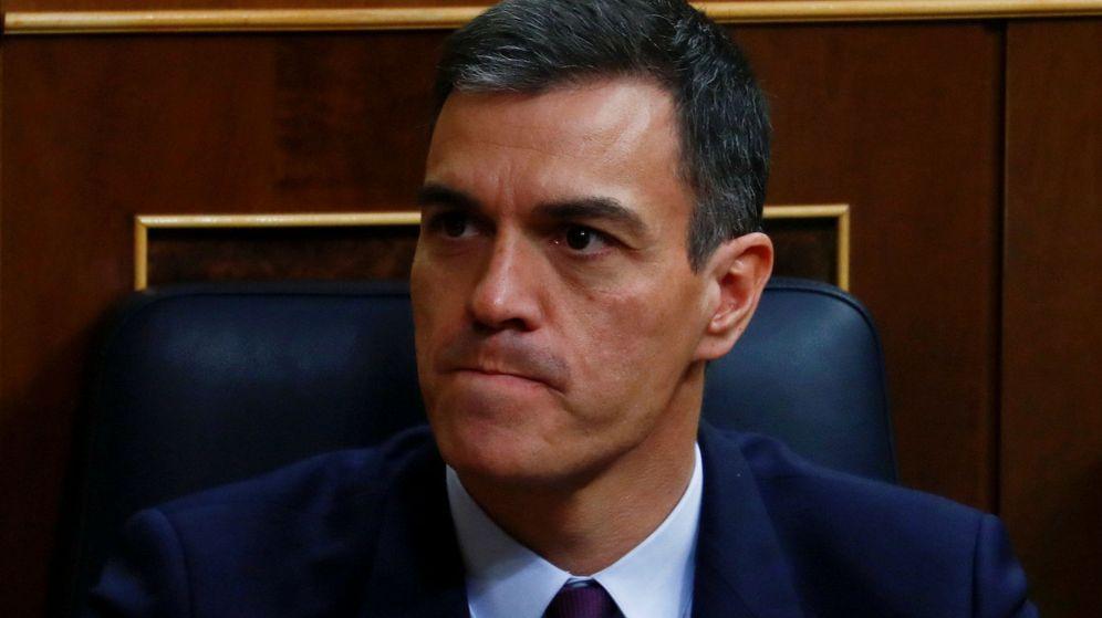 Foto: Pedro Sánchez. (Reuters)