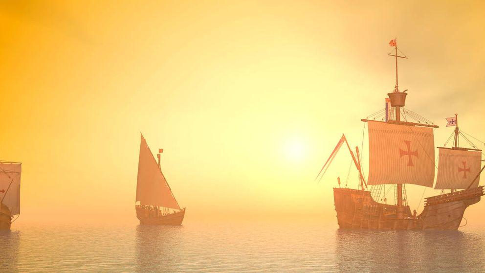 ¿Por qué nunca se han encontrado los tres barcos de Cristobal Colón?
