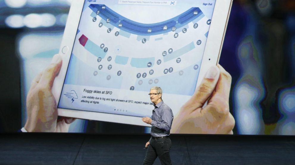 El nuevo iPad Pro es gigantesco: con lápiz digital y teclado magnético