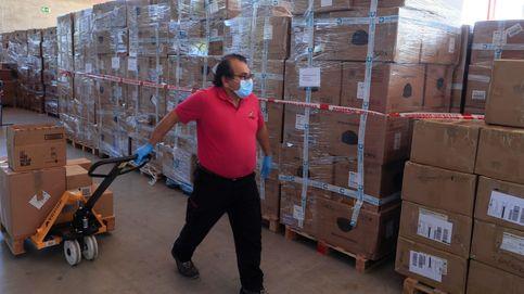 Donaciones a la sanidad vasca: 3 millones de euros, EPIs y... cerveza, patinetes y chuches