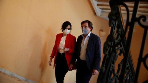 Vídeo | Siga en directo la rueda de prensa de Ayuso y Almeida sobre la situación epidemiológica del covid-19