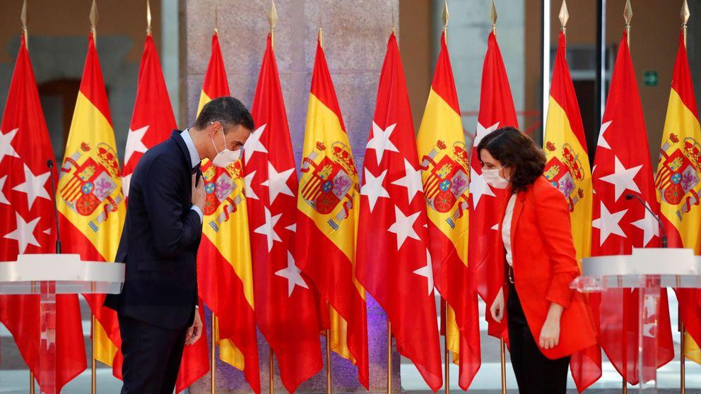 El Gobierno sospecha que la CAM forzó la anulación del cierre de Madrid por el TSJM