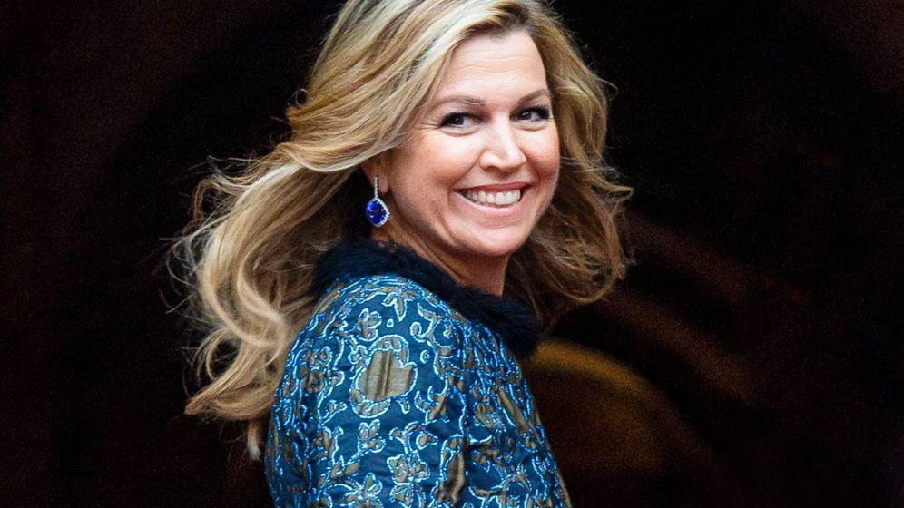 Foto: La reina Máxima de Holanda. (CP)