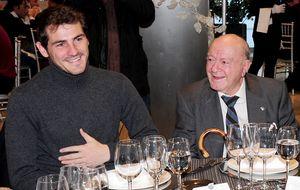 Casillas y el madridismo, tristes: Siempre le recordaré MAESTRO