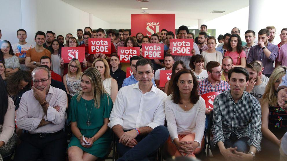 Patxi López arrebata a Pedro Sánchez el apoyo del 'superalcalde' madrileño