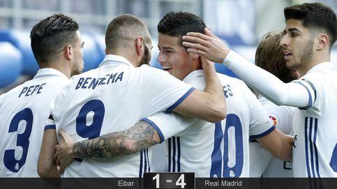 Al Real Madrid le van mejor las cosas cuando juegan los que no juegan siempre