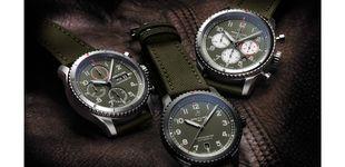 Post de Los tres nuevos relojes Aviator de Breitling