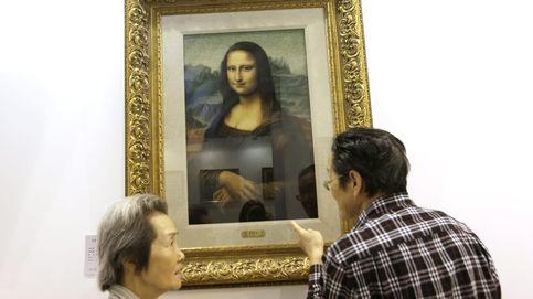 Hay retratos ocultos bajo la sonrisa de la Mona Lisa, según un científico francés