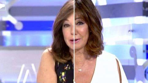 Ana Rosa estrena 'look' capilar en su vuelta al cole