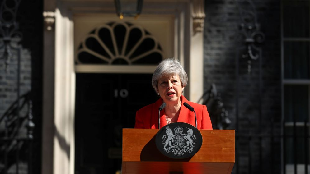 Foto: Theresa May. (Reuters)
