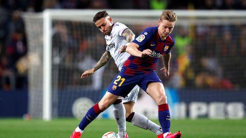 FC Barcelona - Levante UD en directo: resumen, goles y resultado