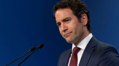 García Egea anuncia que Aznar y Rajoy intervendrán en la convención nacional del PP en Valencia