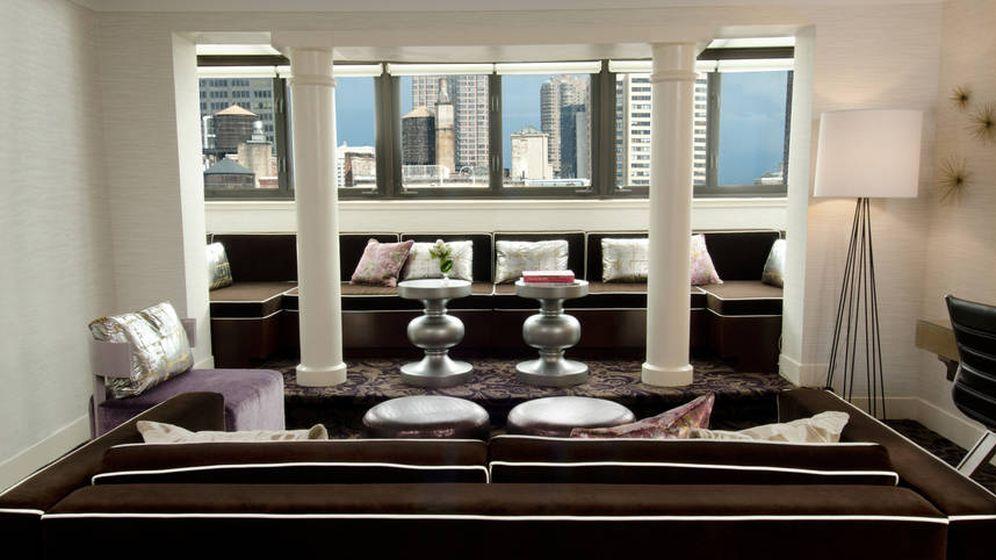 Foto: Hotel Iberostar en 70 Park Avenue de Nueva York