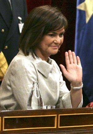 Pellas estivales de 72 diputados en el pleno extra para nombrar a Carmen Calvo como vicepresidente del Congreso