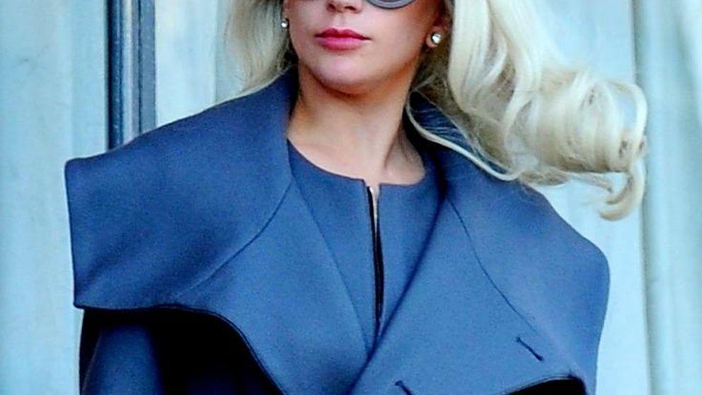 Lady Gaga, pillada besándose con uno en 'American Horror Story: Hotel'