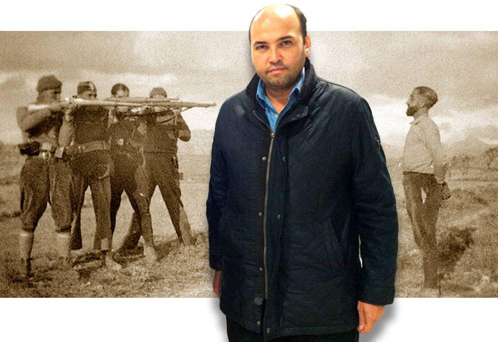 Foto: El abogado e investigador en Derecho Penal Internacional. (Montaje: EC)