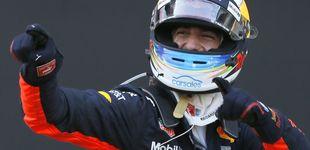 Post de Ricciardo, el 'Ganso' que te gasta una broma y te aniquila después
