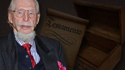 Abrimos el testamento de Leandro de Borbón, el hijo bastardo de Alfonso XIII