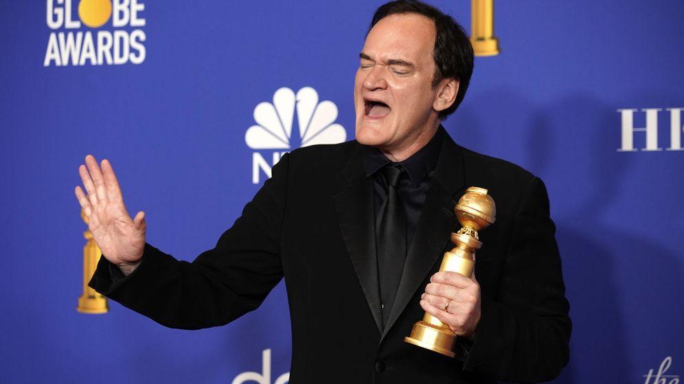 Foto: 'Érase una vez... en Hollywood' se ha llevado tres galardones. (Reuters)