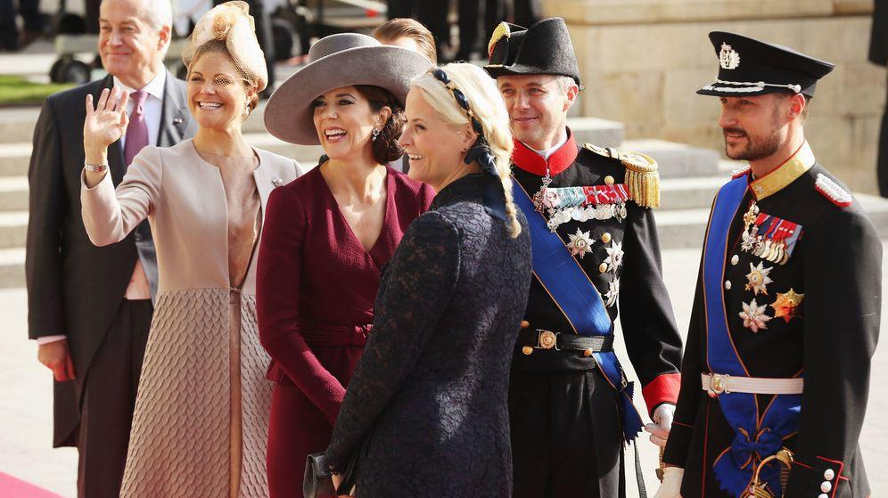 Foto: Miembros de la realeza, en una imagen de archivo. (Getty)