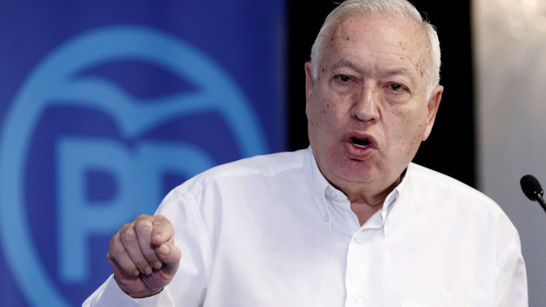 Margallo también aspira a liderar el PP. (EFE / Juan Herrero)