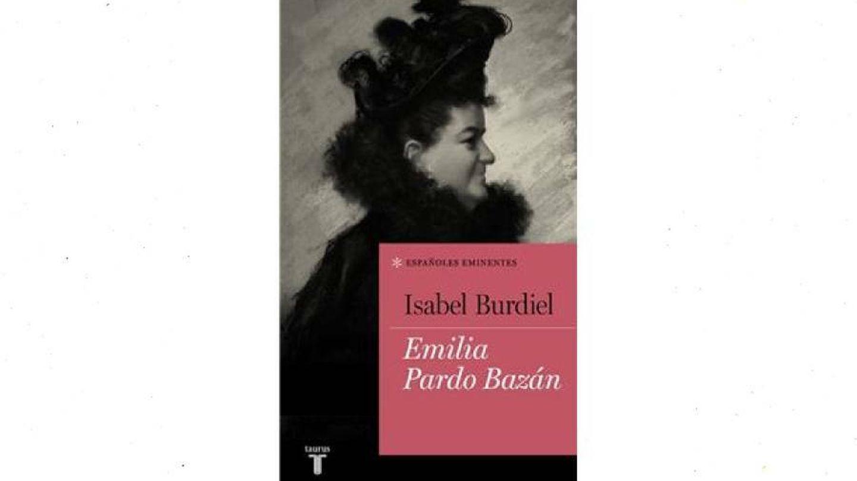 'Emilia Pardo Bazán' se ha reimpreso por tercera vez. (Taurus)
