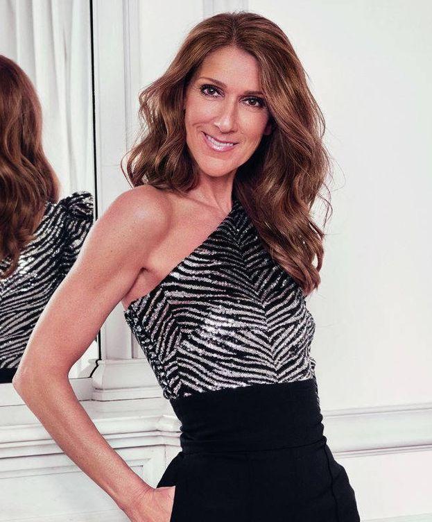 Foto: Céline Dion para L'Oréal