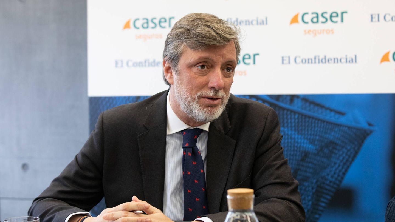 Juan José Cotorruelo, director de Vida y Pensiones de Caser.