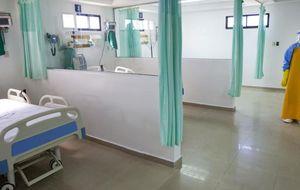 La paciente sospechosa de padecer ébola está estable y tranquila