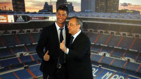 """""""Presi, me quiero retirar en el Madrid"""", dijo Cristiano, y Florentino se lo recordó"""